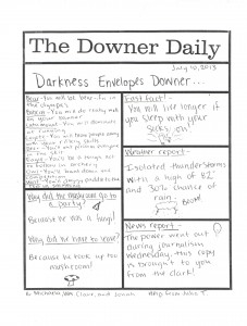 Downer Daily July 10, 2013