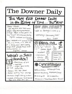 Downer Daily June 23, 2014