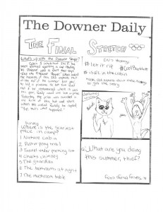 Downer Daily July 14, 2014