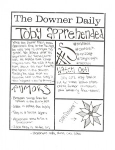Downer Daily July 16, 2014