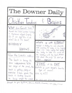 Downer Daily July 21, 2014