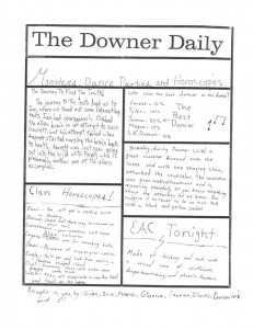 Downer Daily July 23, 2014
