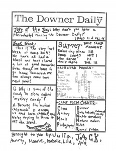 Downer Daily August 14, 2014