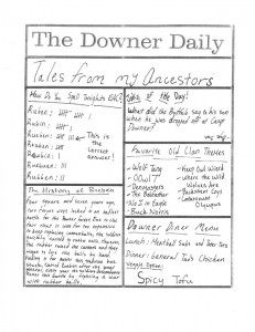 Downer Daily July 16, 2015