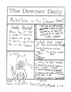 Downer Daily July 21, 2015