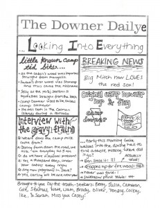 Downer Daily August 19, 2015