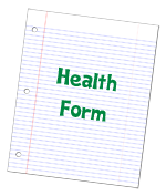 Click Here for Health Form PDF